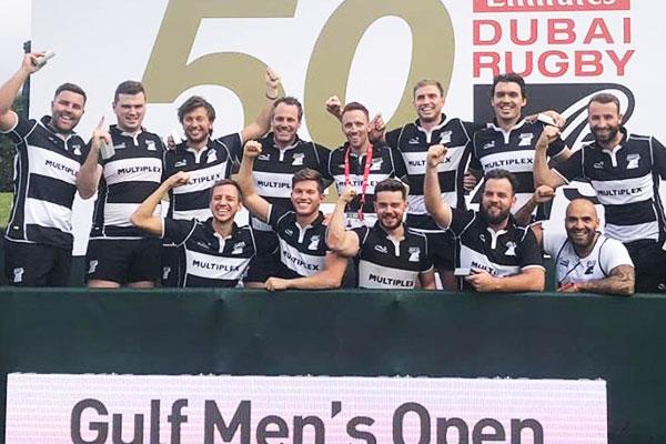 Gulf Mens Open Plate Winners 2019