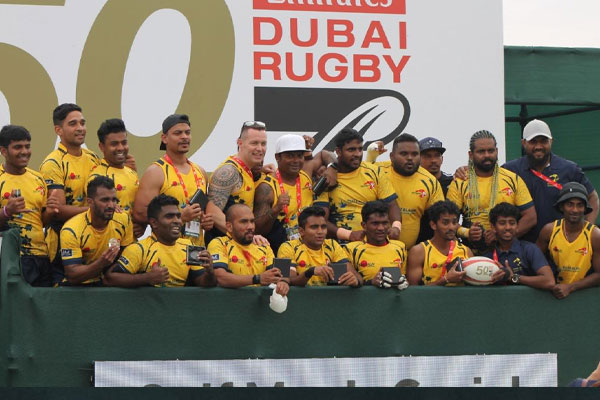 Gulf Mens Social Plate Winners 2019