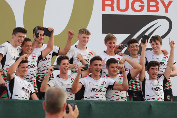 Gulf Under 19 Boys Plate Winners 2019
