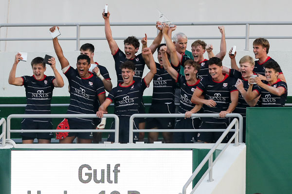 Gulf Under 19 Boys Trophy Winners 2019