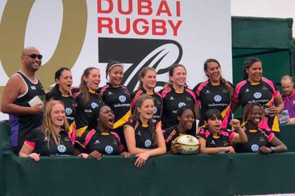 Gulf Women Plate Winners 2019