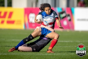 Girls Rugby - HSBC Festival