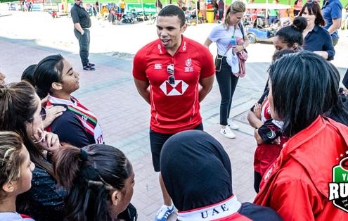 HSBC mini & youth rugby Dubai