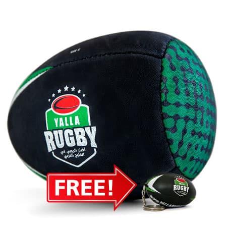 rebound rugby ball