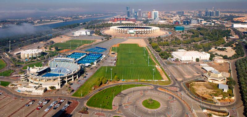 Zayed Sports Stadium - Abu Dhabi