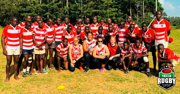 Dubai Tigers ladies - Kenya 2020