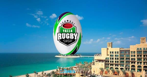rugby in Dubai