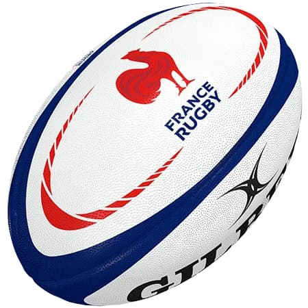 France International Replica Rugby Ball - Gilbert