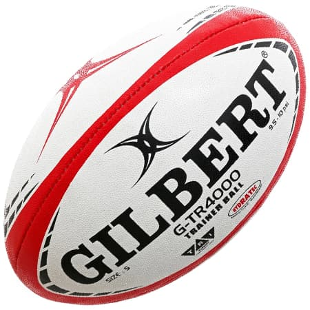 Gilbert Red Training Ball