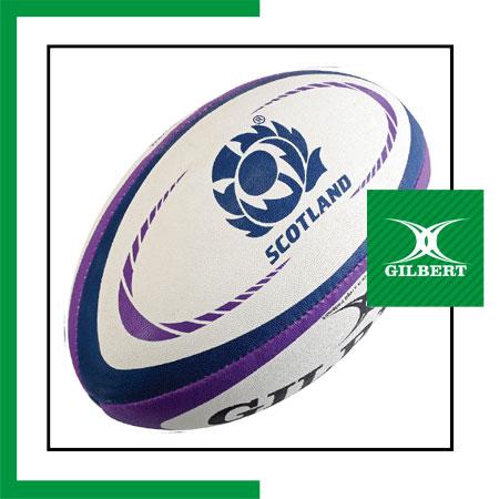 size 5 Gilbert Scotland rugby ball Dubai