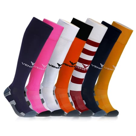 Coloured Performance Rugby Socks