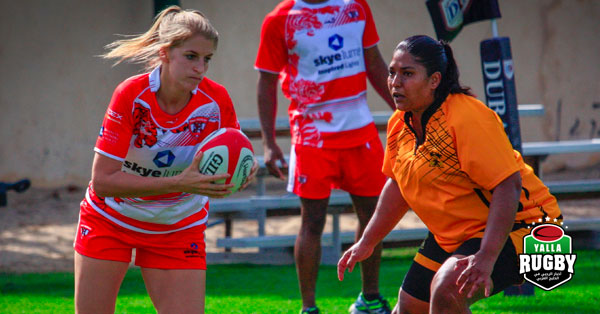 Dubai Tigers Womens rugby team back for 2020