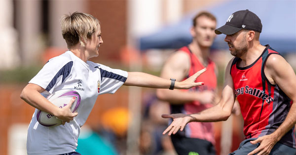 Touch Rugby Dubai
