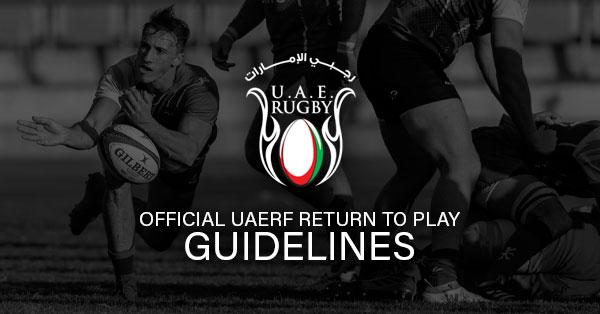uaerf return to rugby guidelines