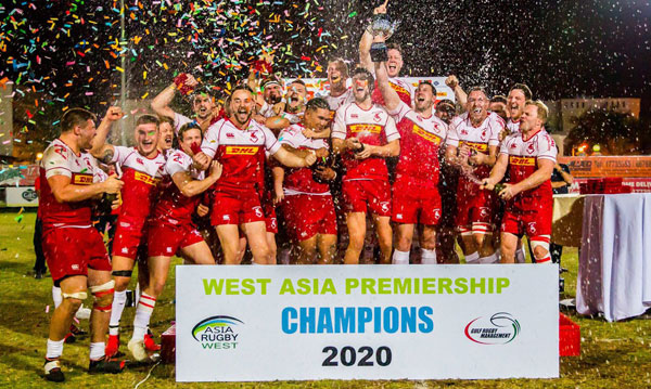 West Asia Rugby Champions 2019-20