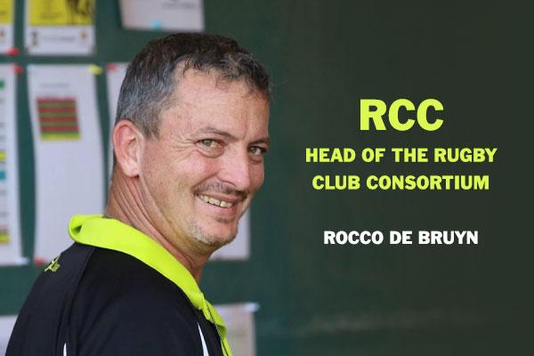 rocco de bruyn RCC Rugby Club Consortium