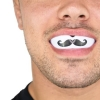 safe jawz rugby mouthguard - Mo Gum Shield Mouth View