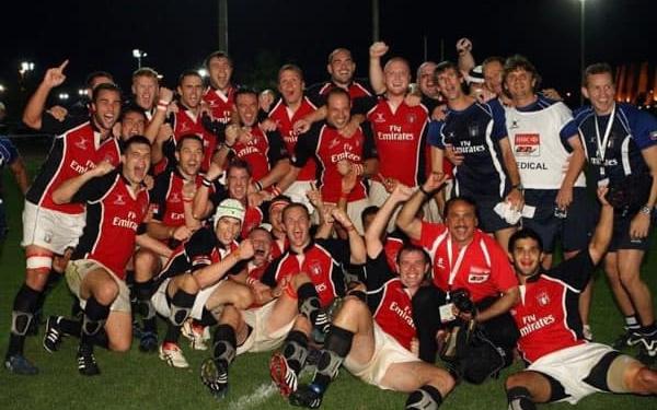 uae rugby international debut vs Sri Lanka 2011