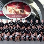 UAE Rugby Team 2011