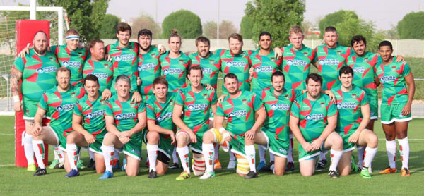 Muscat 1st XV Rugby Team