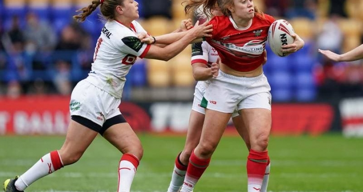 Seren Gough Walters Wales rugby league player